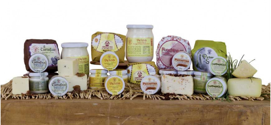 Cheese spreads